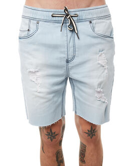 BLOW OUT BLONDE MENS CLOTHING BARNEY COOLS SHORTS - 606-CR1BLOBL