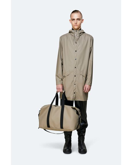 TAUPE MENS ACCESSORIES RAINS BAGS + BACKPACKS - 4WEDU-TAUP-OS