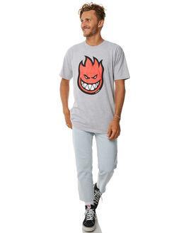 ATHLETIC HEATHER MENS CLOTHING SPITFIRE TEES - 51010001FMAHTR