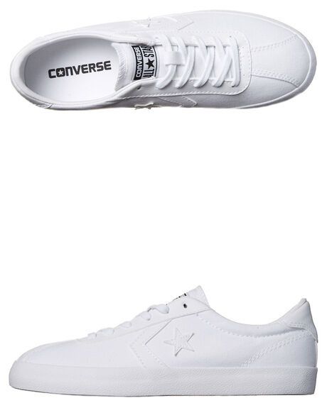 2e2fca15dac5 Converse Womens Breakpoint Canvas Shoe - White