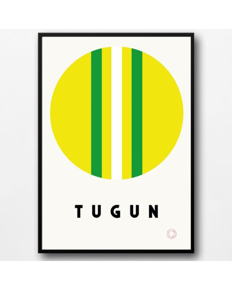 MULTI HOME + BODY HOME CLUBBIES PRINTS FURNISHINGS - TUGPRNT