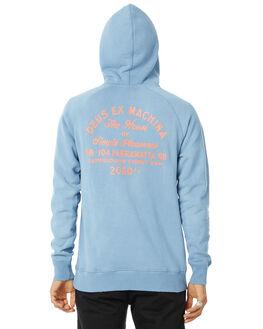BLUE HEAVEN MENS CLOTHING DEUS EX MACHINA JUMPERS - DMF88402DBHVN