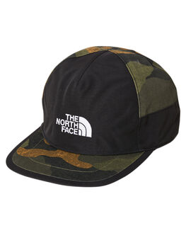 OLIVE GREEN CAMO MENS ACCESSORIES THE NORTH FACE HEADWEAR - NF0A3FFJF32