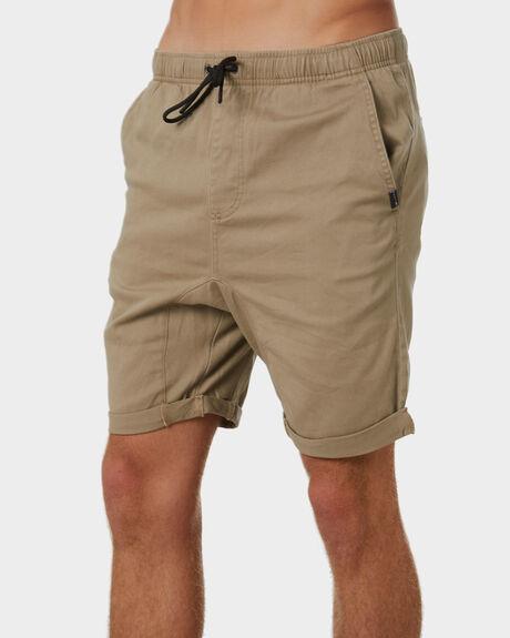 PRAIRIE MENS CLOTHING RUSTY SHORTS - WKM0758PRA