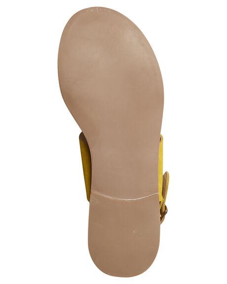 YELLOW WOMENS FOOTWEAR URGE FASHION SANDALS - URG17073YELL
