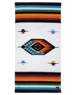OFF WHITE MENS ACCESSORIES SLOWTIDE TOWELS - ST189OWHT
