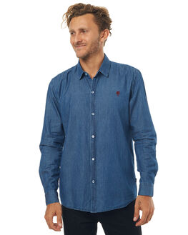 DENIM MENS CLOTHING SWELL SHIRTS - S5171168DNM