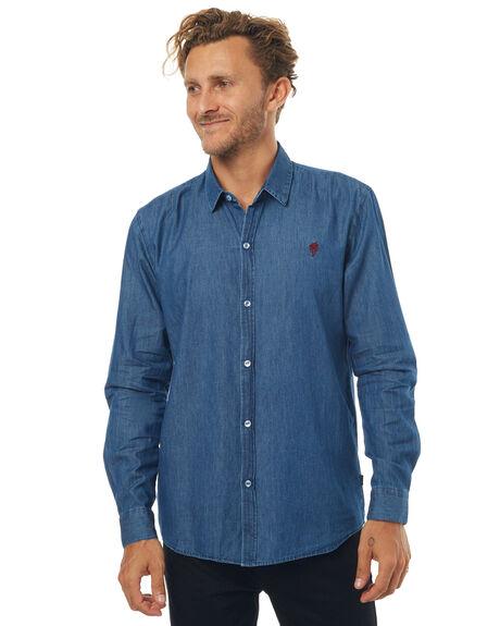DENIM MENS CLOTHING SWELL SHIRTS - S5171168DNM