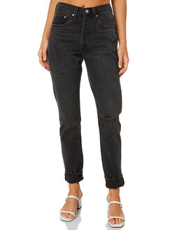 BLACK MAIL WOMENS CLOTHING LEVI'S JEANS - 29502-0152