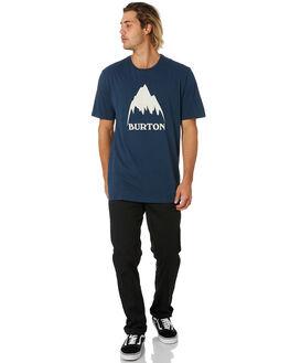 DRESS BLUE MENS CLOTHING BURTON TEES - 20377102400