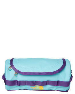 TRANSARCTIC BLUE MENS ACCESSORIES THE NORTH FACE BAGS + BACKPACKS - NF00ASTP6WQ