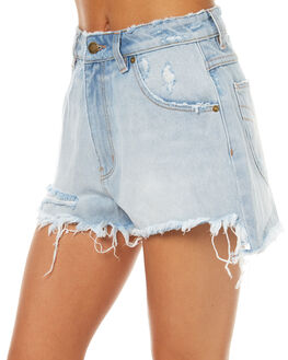 YE OLD BLUES WOMENS CLOTHING ROLLAS SHORTS - 12320YEO