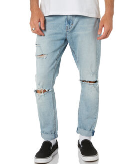 SCUZZ BLUES MENS CLOTHING ABRAND JEANS - 81247B4291
