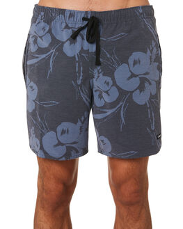 BLACK FLORAL MENS CLOTHING O'NEILL BOARDSHORTS - 5211805BLKFL