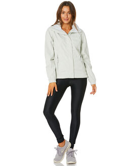 TIN GREY WOMENS CLOTHING THE NORTH FACE JACKETS - NF0A2VCU9B8