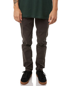 STORM GREY MENS CLOTHING GLOBE PANTS - GB01216010STGRY