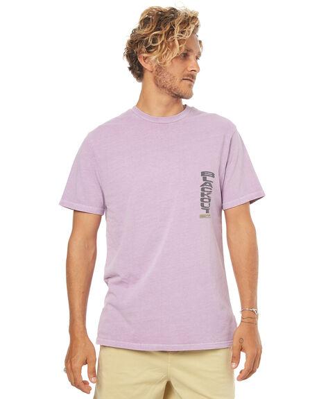 PURPLE MENS CLOTHING INSIGHT TEES - 5000000297PRPL