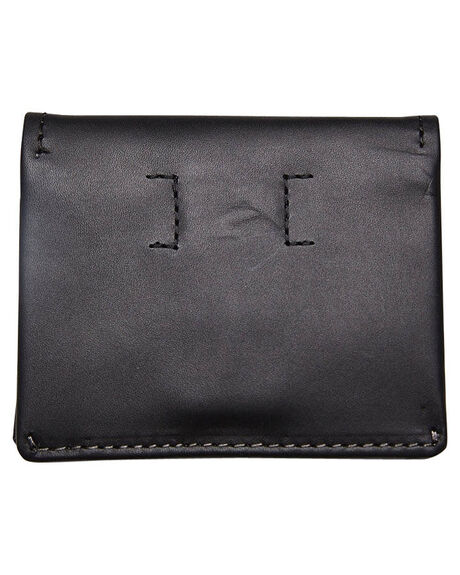 BLACK MENS ACCESSORIES BELLROY WALLETS - WSSBBLK