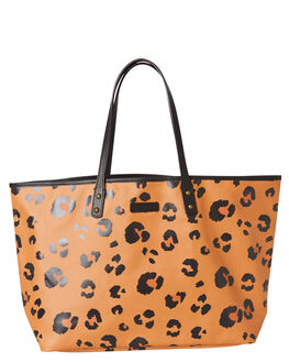 LEOPARD WOMENS ACCESSORIES TIGERLILY BAGS + BACKPACKS - T492820LEOP
