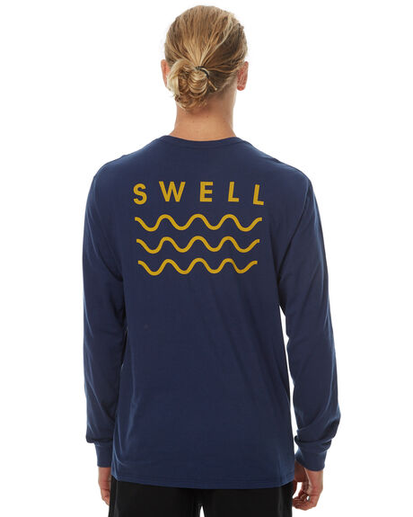 NAVY MENS CLOTHING SWELL TEES - S5161100NVY