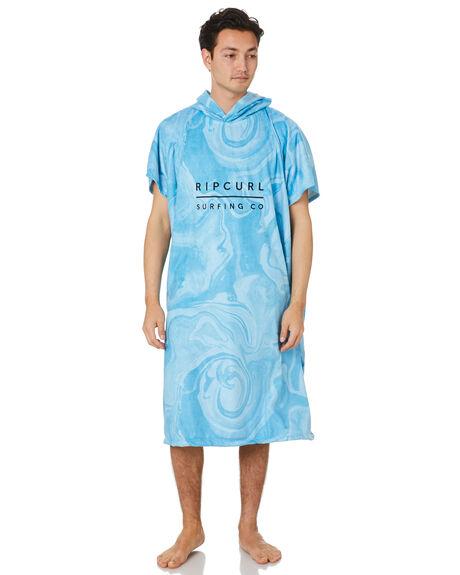 BLUE MENS ACCESSORIES RIP CURL TOWELS - CTWAH90070