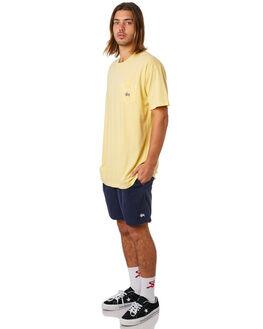 DARK NAVY MENS CLOTHING STUSSY SHORTS - ST082601DNVY