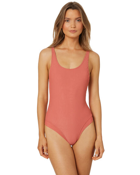 TERRACOTTA OUTLET WOMENS RUSTY ONE PIECES - SWL1015TRC