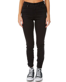 STAY BLACK WOMENS CLOTHING LEE JEANS - L-656187-CD4STAY