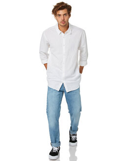 WHITE MENS CLOTHING SWELL SHIRTS - S5201170WHITE