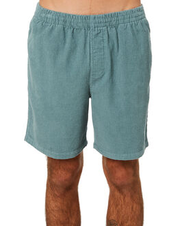 PETROL MENS CLOTHING STUSSY SHORTS - ST093605PTRL