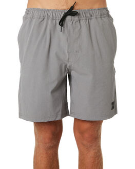 STONE GREY MENS CLOTHING RUSTY BOARDSHORTS - BSM1149SOG