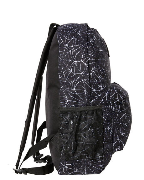 BLACK MENS ACCESSORIES THE BUMBAG CO BAGS + BACKPACKS - CO072BLK