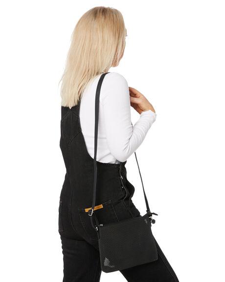 BLACK WOMENS ACCESSORIES RUSTY BAGS + BACKPACKS - BFL1039BLK