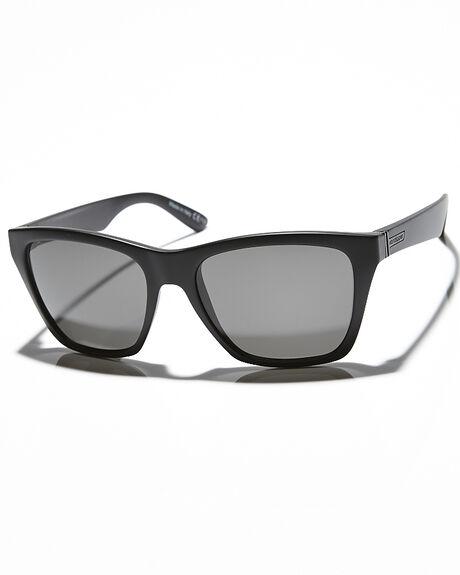 Vonzipper Herren Sonnenbrille Booker Black Satin 12PkJ0