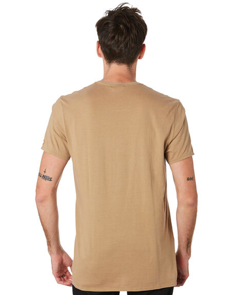 TAN MENS CLOTHING SWELL TEES - S5201001TAN