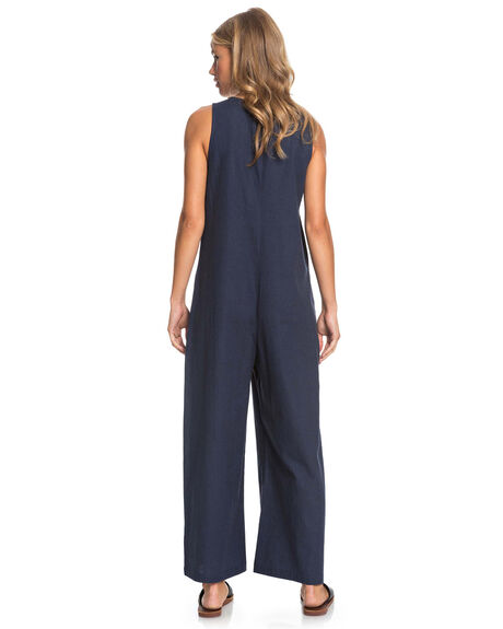 MOOD INDIGO WOMENS CLOTHING ROXY PLAYSUITS + OVERALLS - ERJWD03492-BSP0
