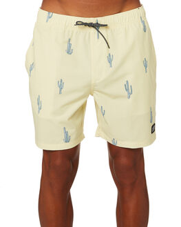 YELLOW MENS CLOTHING RIP CURL BOARDSHORTS - CBOVO10010