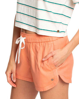 CANYON CLAY WOMENS CLOTHING ROXY SHORTS - ERJNS03216-MJR0