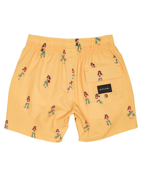 WASHED YELLOW OUTLET KIDS RIP CURL CLOTHING - OBOVI29746