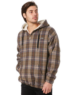 FATIGUE MENS CLOTHING RUSTY JACKETS - JKM0423FTG
