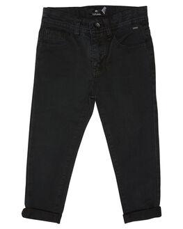 BLACK KIDS TODDLER BOYS ST GOLIATH PANTS - 2820036BLK
