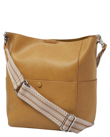 YELLOW WOMENS ACCESSORIES URBAN ORIGINALS BAGS + BACKPACKS - 50-1400YLW