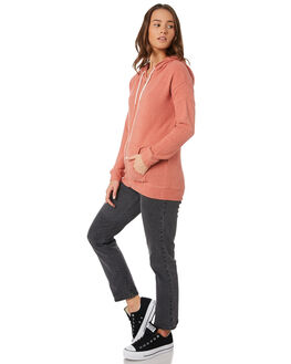 MAUVE WOMENS CLOTHING VOLCOM JUMPERS - B3111802MVE