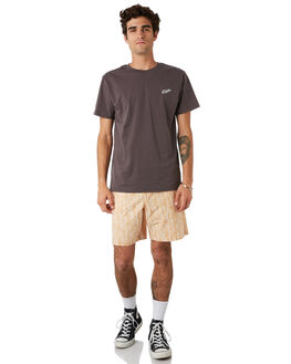 GOLDEN MENS CLOTHING RHYTHM SHORTS - JAN20M-JM07-GOL