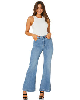ORIGIN BLUE WOMENS CLOTHING INSIGHT JEANS - 1000086383ORGBL