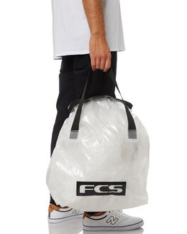 CLEAR BOARDSPORTS SURF FCS ACCESSORIES - WBAG-CLR-001CLR