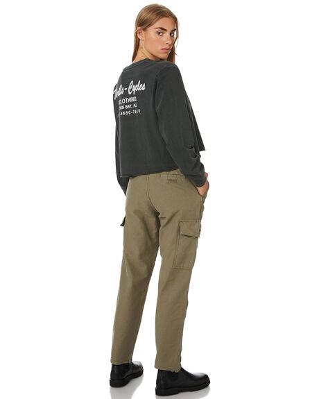 MERCH BLK WOMENS CLOTHING THRILLS TEES - WTA20-170BMMBLK