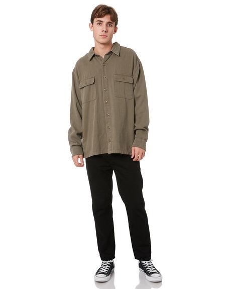 SAVANNA MENS CLOTHING RUSTY SHIRTS - WSM0943SAV