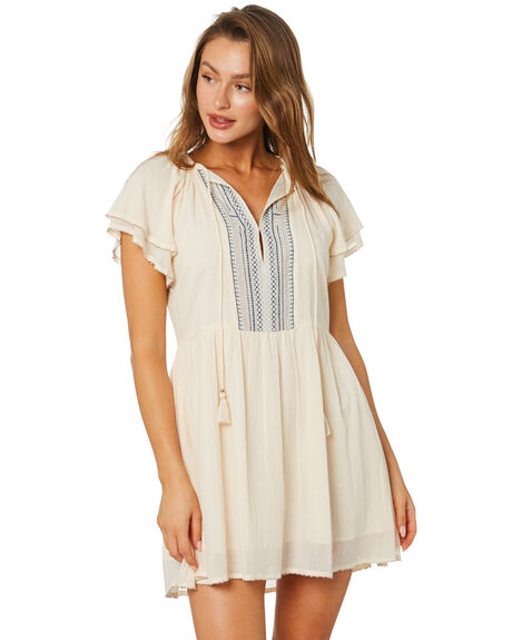 WHISPER WHITE WOMENS CLOTHING TIGERLILY DRESSES - T615402W00
