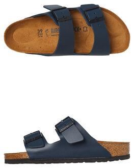 BLUE WASH WOMENS FOOTWEAR BIRKENSTOCK FASHION SANDALS - 051151BLU